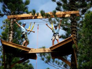 ziplines in kauai