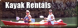 kayak rentals