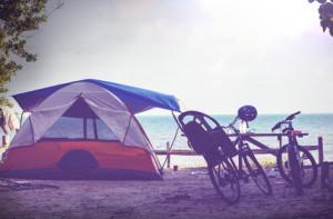 camping in kauai